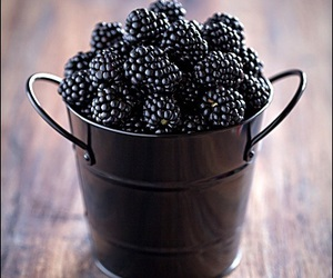 fruit, blackberry, and food image