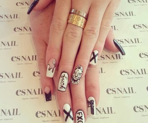 designs, kylie jenner, and cute nails image