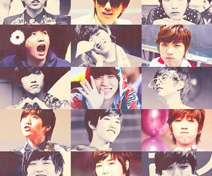 b1a4, kpop, and sandeul image
