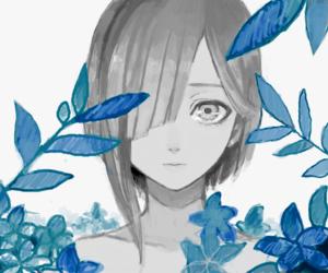 anime girl, art, and girl image