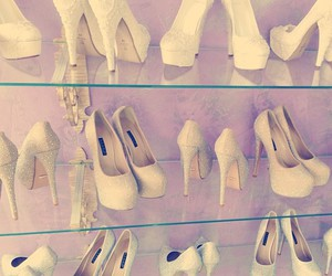 bridal shoes image