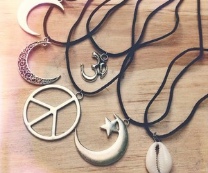 hipster, tumblr, and jewelry image