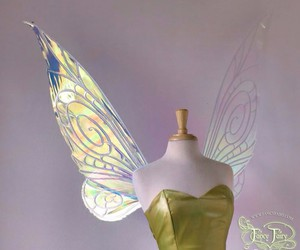 fairy, pixie, and tinkerbell image