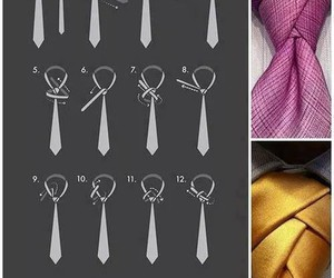 tie and man image