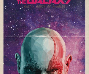 guardians of the galaxy and drax image