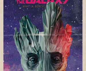 guardians of the galaxy, groot, and Marvel image