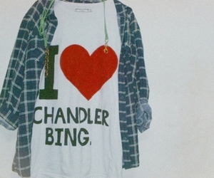 chandler bing, friends, and chandler image