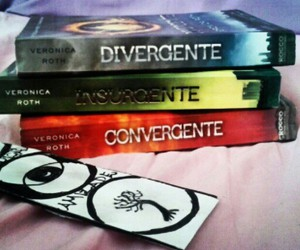 divergent, fourtris, and love image