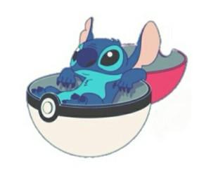 stitch, pokemon, and disney image