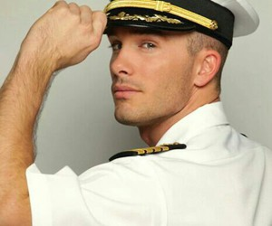 handsome and soldier image