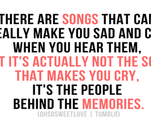 memories tumblr songs and sad cry people image