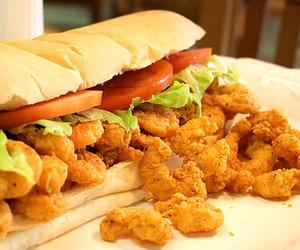 crispy, food, and meal image