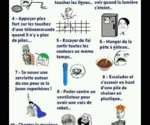 drole, francais, and funny image