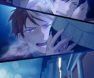 anime, listen, and hikaru image