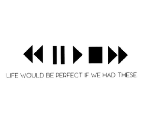 life, perfect, and quotes image