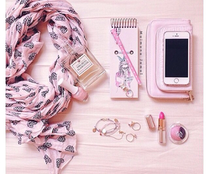 baby pink, fashion, and fashionable image