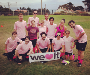 soccer, team, and we heart it image