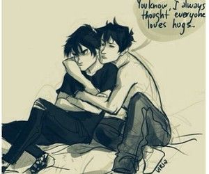 percy jackson, pjo, and cute image