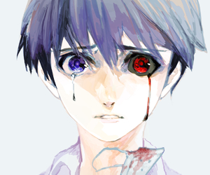 anime, cry, and cute image