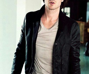 ian somerhalder, Hot, and the vampire diaries image