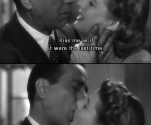 kiss, Casablanca, and movie image