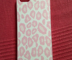 pink leopard and iphone case image
