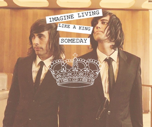 kellin quinn, king for a day, and pierce the veil image
