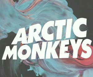 arctic monkeys, music, and rock image