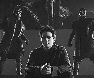 teen wolf, stiles, and nogitsune image