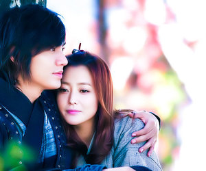 faith and lee min ho image