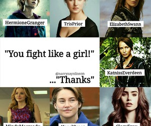 girl, harry potter, and hermione granger image