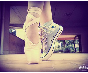 all stars, ballet, and retrica image