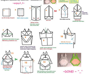 origami and totoro image
