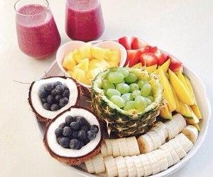 food, shake, and yummy image