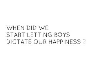 boy, quote, and happiness image