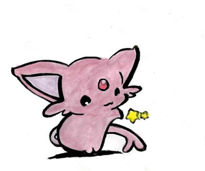 pokemon, espeon, and cute image