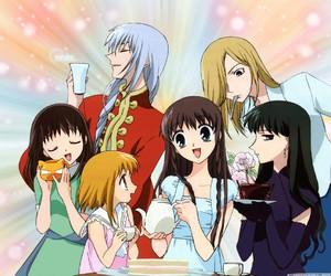 fruits basket, anime, and tohru image