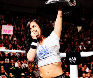 wwe, aj lee, and diva image