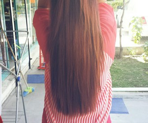 hair, summer, and love image