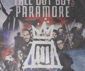 concert, fall out boy, and FOB image