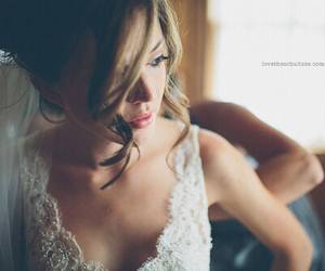 bride, fashion, and hipster image