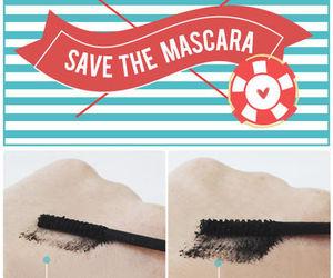 mascara, diy, and makeup image