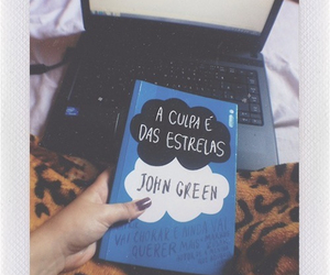 book, the fault in our stars, and notbook image