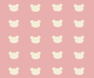 background, bears, and pink image