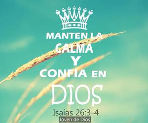 quote, trust, and dios image