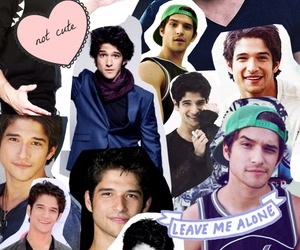 Collage, tyler, and teen wolf image