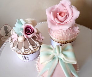 sweet, cupcake, and cute image