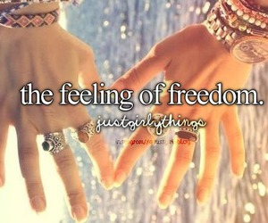 freedom, just girly things, and hands image