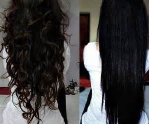 cheveux, difference, and lisse image