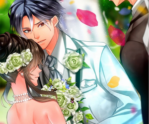 shall we date, lost island, and wedding image